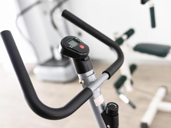 riabilitazione sportiva cyclette