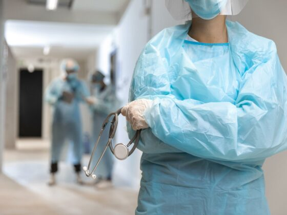 emergenza covid medico protezione